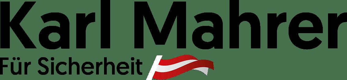 Karl Mahrer | Für Sicherheit